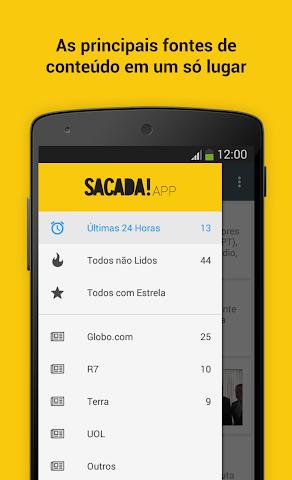 android Notícias Aparecida de Goiânia Screenshot 0