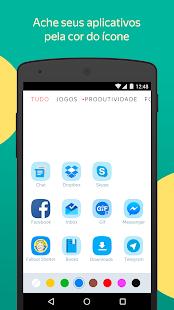 Yandex Launcher screenshot