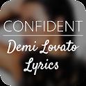 Confident Lyrics - Demi Lovato icon