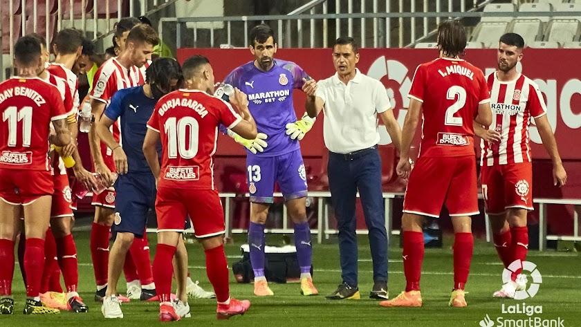 Francisco y sus futbolistas viven días de tranquilidad.