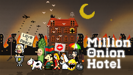 Million Onion Hotel - screenshot