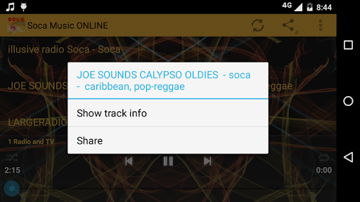 Soca Music ONLINE Apk Download 11