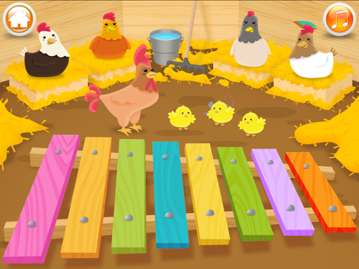 Μωρό μουσικά όργανα  screenshots 2