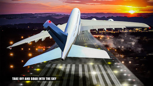 Airplane Landing Simulator 2018 - Airplane Pilot 1.2 screenshots 2