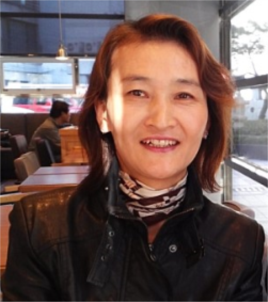 Беженка из Северной Кореи Кан Ми Джин
