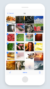 iGallery OS 12 - Phone X Style (Photo Filter)