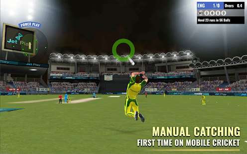 Sachin Saga Cricket Champions Screenshot