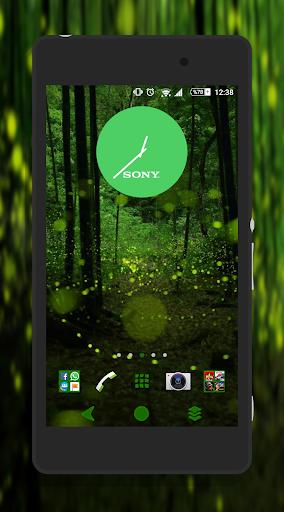 Fireflies XpeRian Theme