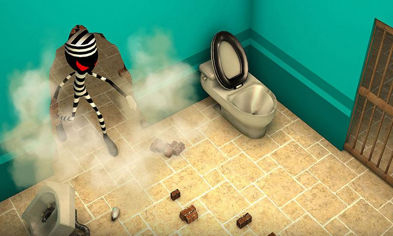 Stickman Escape Story 3D- screenshot
