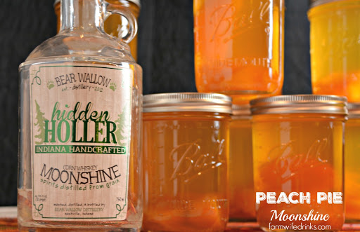10 Best Fruit Flavor Moonshine Recipes