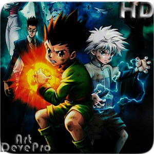 Hunter x hunter wallpapers hd manga 2018 android apps on hunter x hunter wallpapers hd manga 2018 voltagebd Gallery
