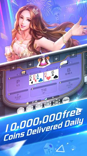 Huuuge Casino-BlackJack,Texas,Roulette,Baccarat apktram screenshots 2