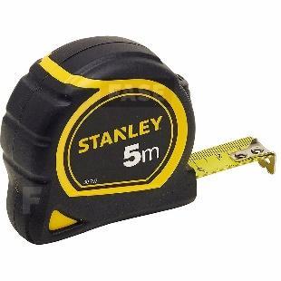 CINTA METRICA STANLEY 5 MTS. - 30797 - El Instalador S.A.