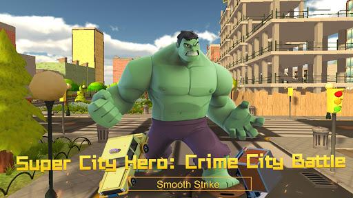 Super City Herouff1aCrime City Battle 11 screenshots 1