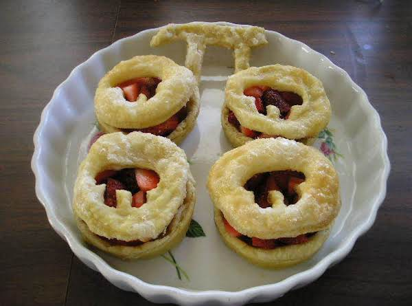 Pi Day Tarts Recipe