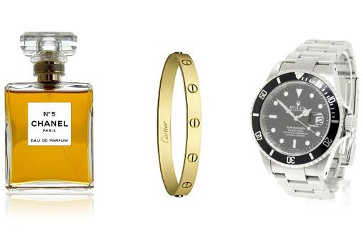 Chanel, Cartier, Rolex : marques d'héritage luxe et leurs produits iconiques