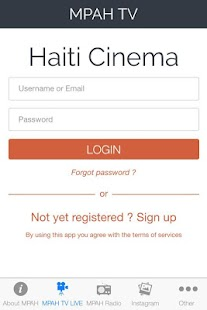 Haiti Cinema- screenshot thumbnail