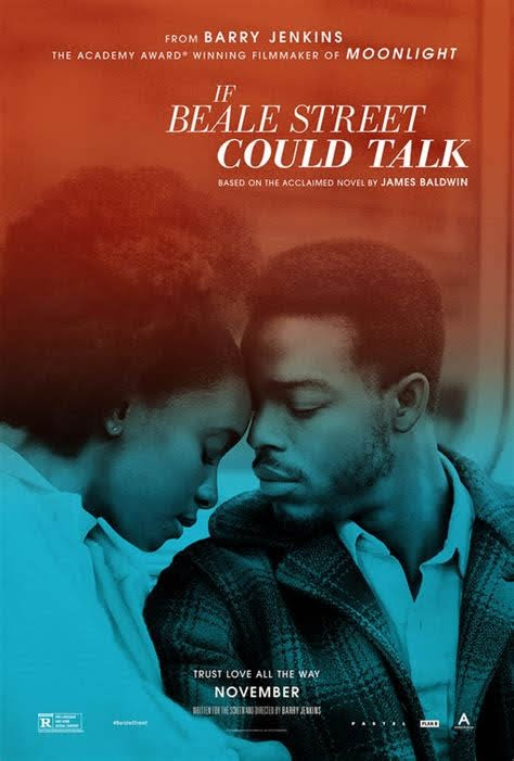 If Beale Street Could Talk official site