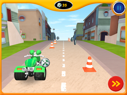Ricky Zoomu2122: Welcome to Wheelford 1.2 screenshots 10