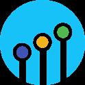 Advanced Data Manager: mobile & WiFi data-saving icon