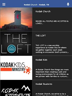 Kodak Church - Kodak, TN- screenshot thumbnail