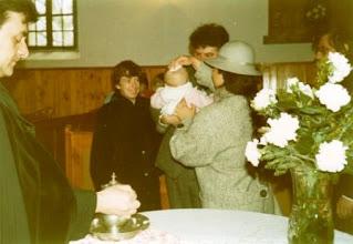 Photo: Göőz Bertalan 1986-2000 keresztelés
