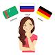 Turkmen Russian German phrasebook Download for PC Windows 10/8/7