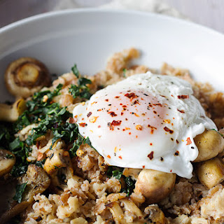 Game Changing Savoury Oatmeal.
