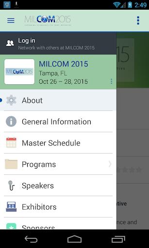 MILCOM 2015
