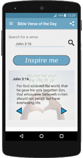 Bible Verse of the Day AKJV- screenshot thumbnail