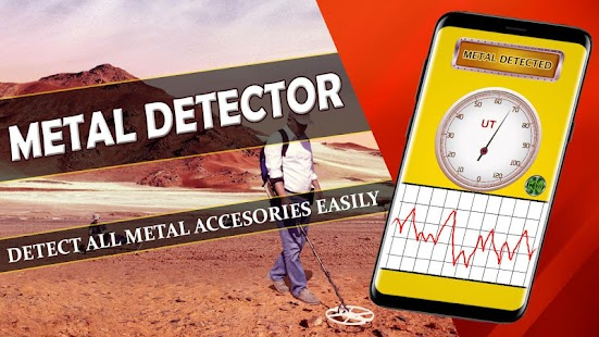 Metal Detector(metal finder) - náhled