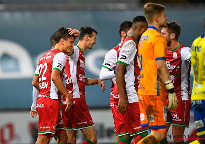 Zulte Waregem won met 5-0 van Waasland-Beveren
