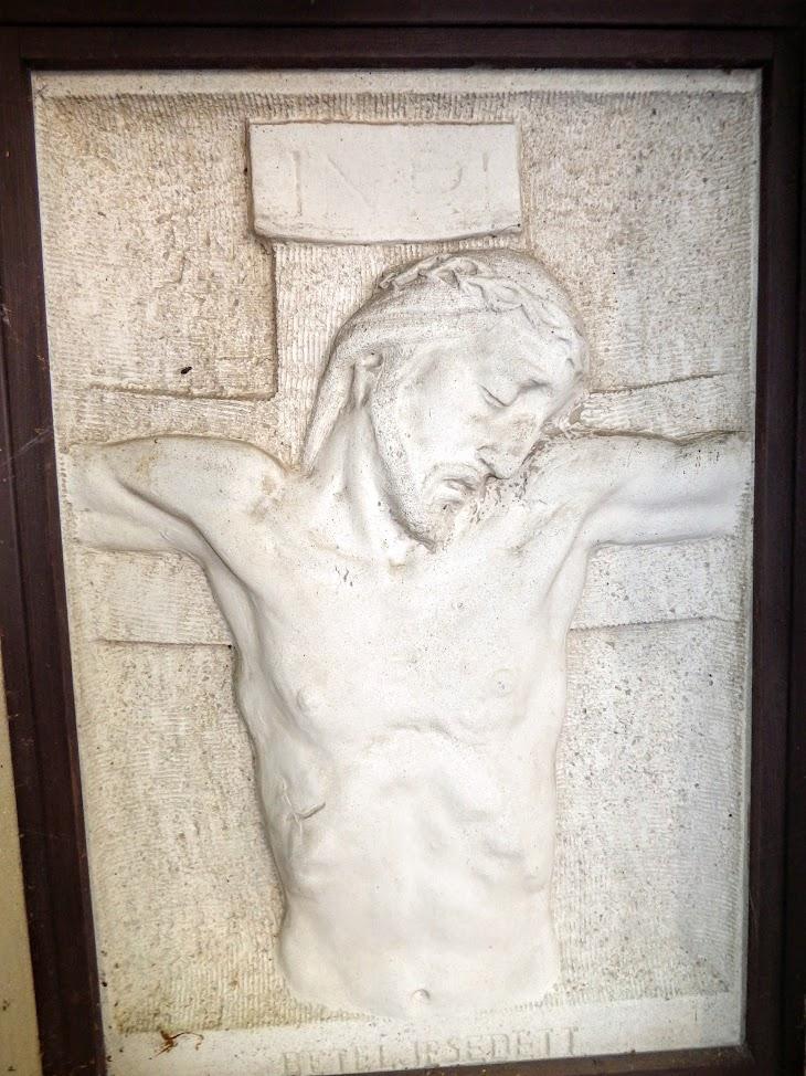 Fertőszentmiklós, Szeredi kápolna a keresztúttal
