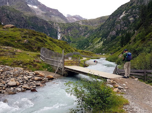 Best Hikes in Europe for Long Distance Hiking Trails // Austria Stubai High Trail Photo Credit Travel Tyrol