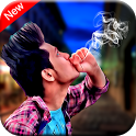 Smoke Effect Photo Editor icon