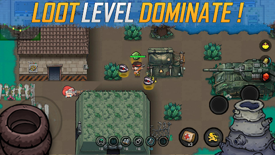 Gun Gladiators: Battle Royale Screenshot