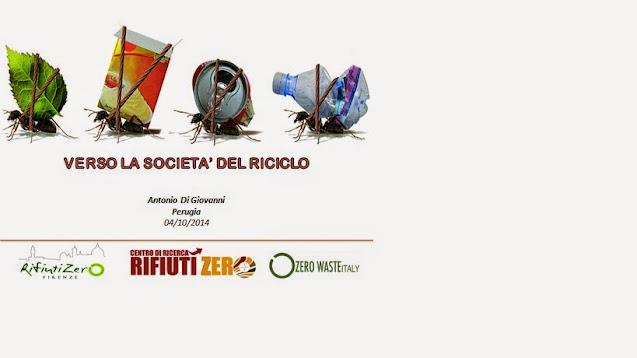 Funghi Espresso - Antonio di Giovanni - Verso la società del riciclo 2014