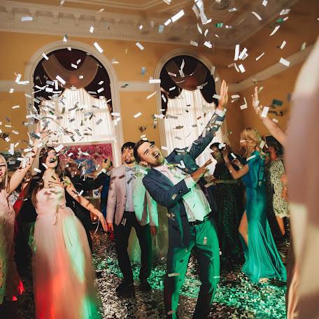 Wedding photographer Yuliya Chumak (YulyiyaChumak). Photo of 18.02.2018