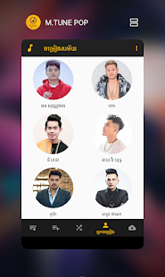 Khmer Song Pop - Mobeetune Lite