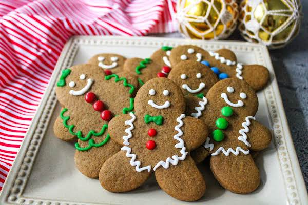 Doris Gingerbread Cookies Just A Pinch Recipes