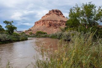 Photo: Chama River at Abiquiu, NM