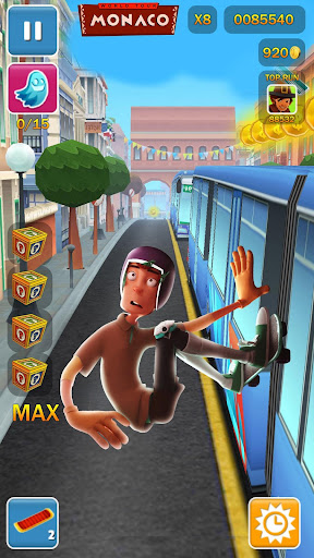 Subway Run 3D: Princes Surf Rush Runner 2019 screenshot 3