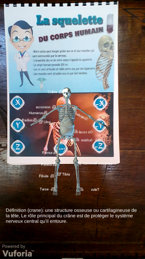Anatomia- screenshot