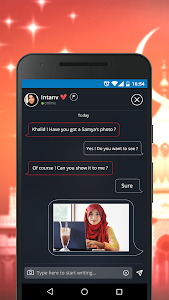Muslim Mingle - Social Network screenshot 4