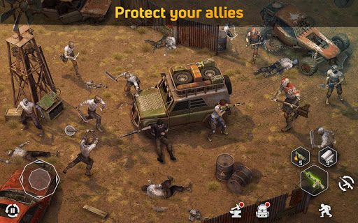Dawn of Zombies: Survival after the Last War screenshots 21