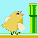Bold bird Icon