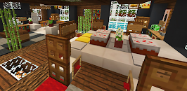 Download Modern Redstone Mansion for MCPE [Creation] APK latest