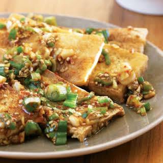 Seasoned Tofu.
