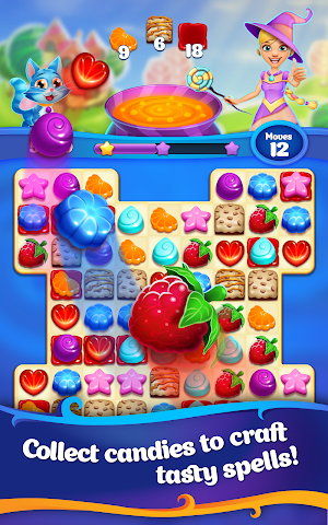 android Crafty Candy Screenshot 0