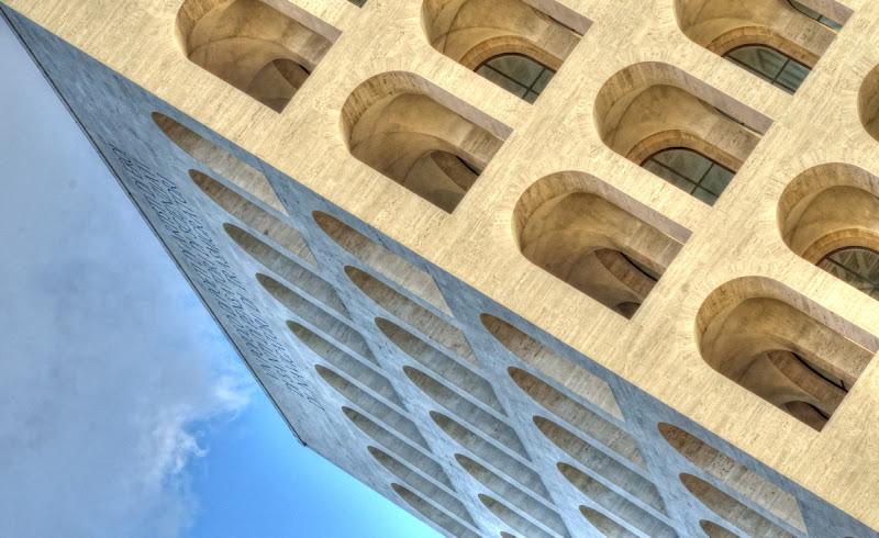 Roma, Eur, Palazzo della Civiltà italiana di utente cancellato
